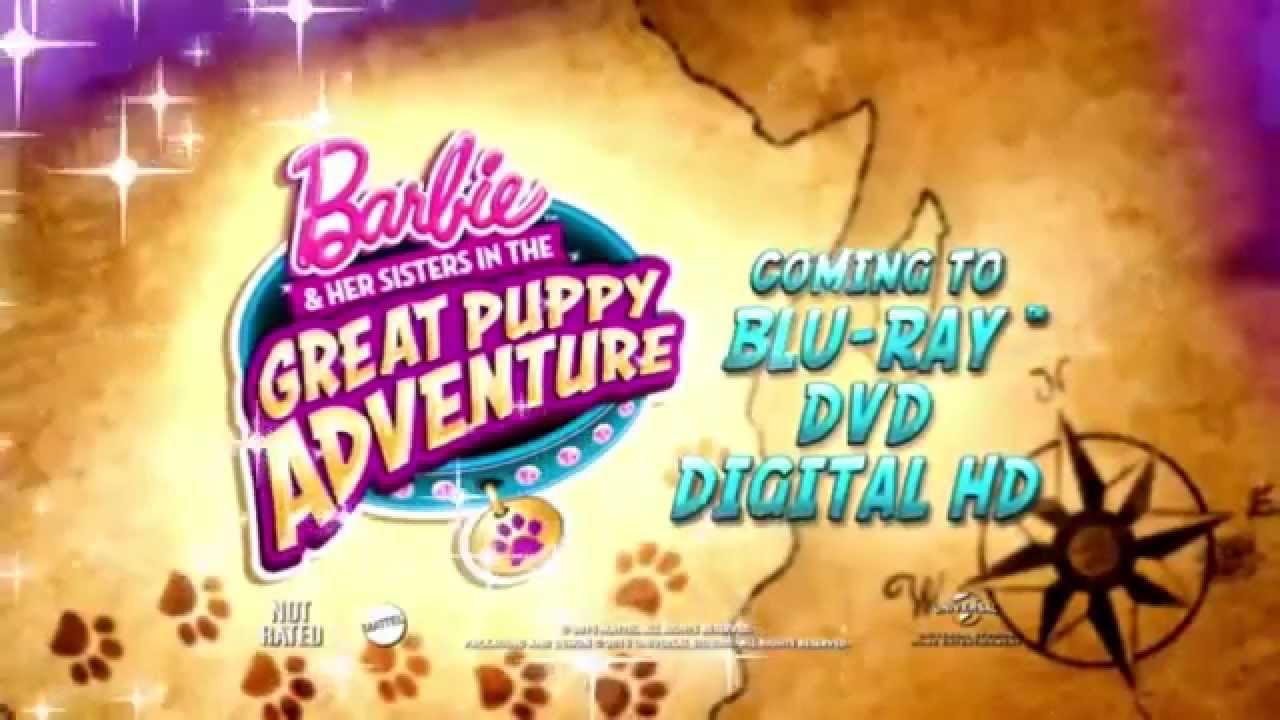 Barbie E Suas Irmas Em Uma Aventura De Cachorrinhos Trailer Br