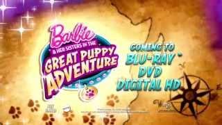 Barbie e suas Irmãs em Uma Aventura De Cachorrinhos | TRAILER BR (DUBLADO) (HD)