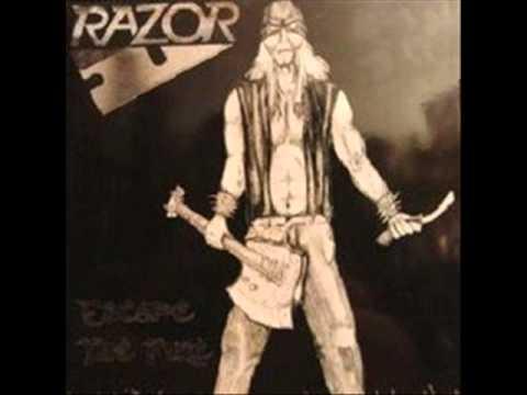 Razor -  Escape the Fire [1984]