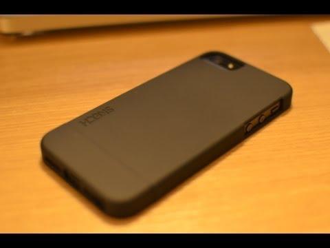 SKECH - Hard Rubber Slider Case -  iPhone 5