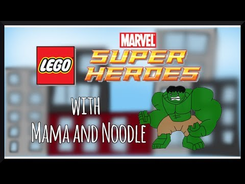Lego Marvel Superheroes - Ep. 2:  Mom Can