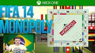 FIFA 14 World Cup   FIFA MONOPOLY! European Squad Builder! Hazard + MORE