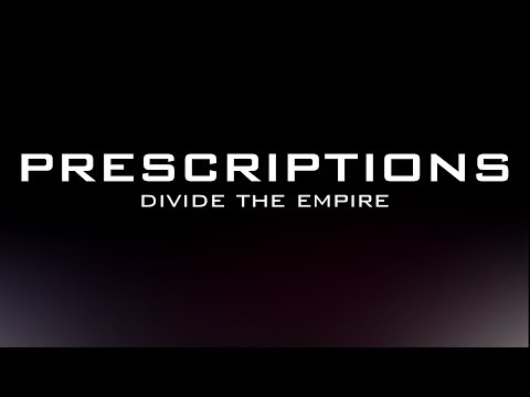 Prescriptions (Official Lyric Video)