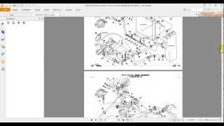 TAKEUCHI TRACK LOADER P TL8 E XA Parts Manual
