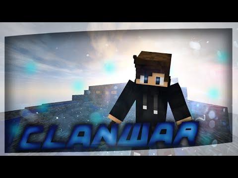 Apex vs Duckgang | Bedwars Clanwar | ImMischa