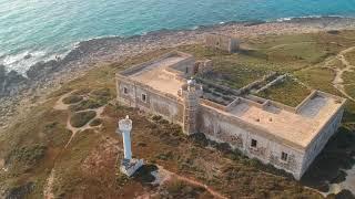 In volo sulla sicilia - drone dji spark - #16 Isola Delle Correnti - Porto Palo di Capo Passero