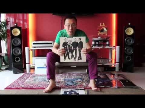 Record Store Day 2015 Singapore! 80s POP records!!