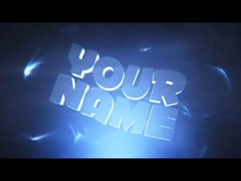 FREE BEST BLUE DUB STEP Intro Template #357 Sony Vegas Pro