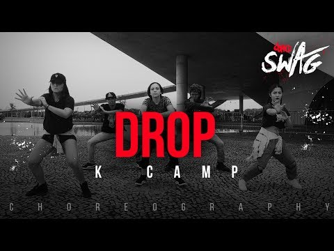 Drop - K Camp (Choreography) FitDance SWAG