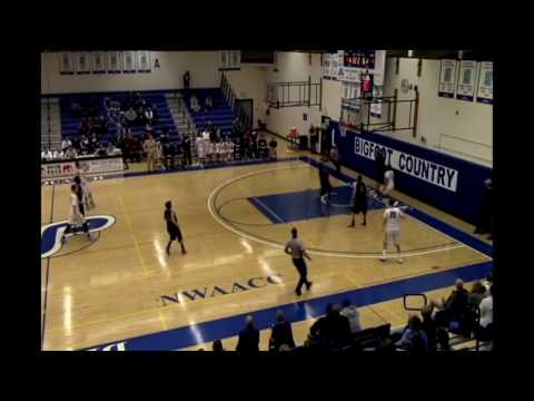 Orin Porter Jr. - Spokane Community College Basketball 2015