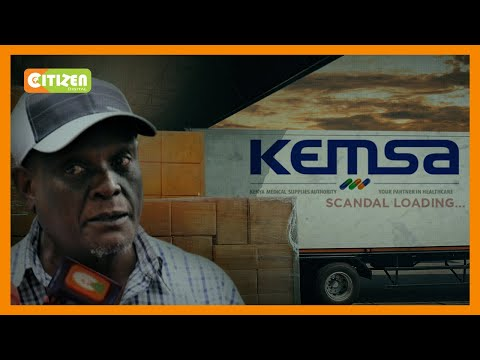 Jubilee Vice chair questioned over role in KEMSA tenders scam