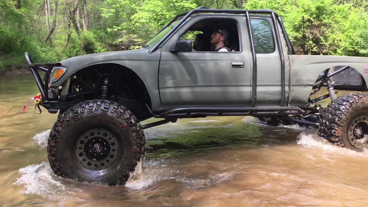 Toyota Tacoma Rock Crawler Western Va Youtube