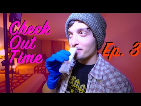 CHECK OUT TIME : Another Dirty Room Ep. 3 Commentary w/ BONUS FOOTAGE