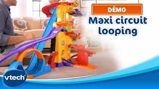 Démo Maxi circuit looping de VTech