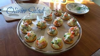 Xa Lát Nga (olivier Salad) | Easy Eats