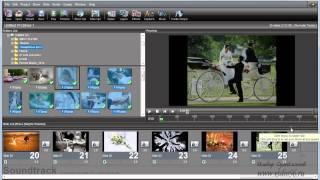 Как делать слайдшоу и презентации в ProShow Producer урок1