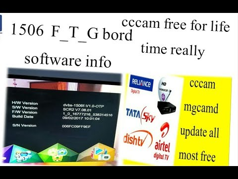 Download 1506 New Software With Free Cccam Dscam By Dunya
