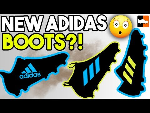 New adidas Boots! Messi & Dust Storm Soccer Cleats