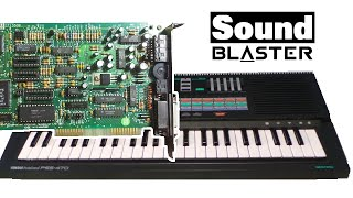 "Meet the little-known ""Soundblaster"" Keyboards"