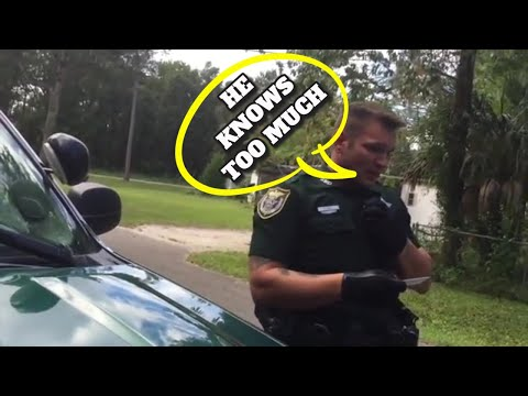 Citizens Owning Cops | Police Taught Law