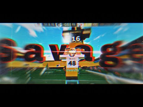 SAVAGE👹MODE IS TO OP(Roblox Football fusion)