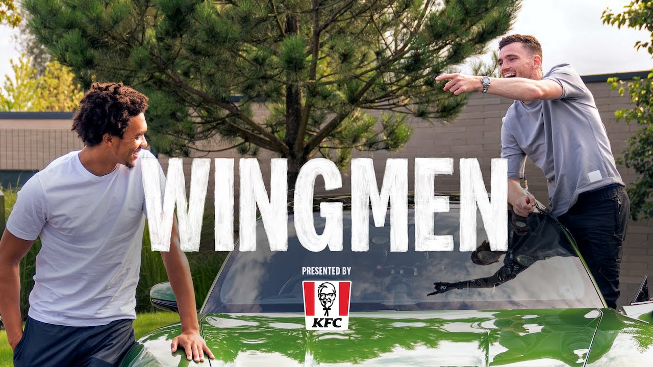 Download Wingmen Season 2: Ep1 - Trent Alexander-Arnold & Andy Robertson