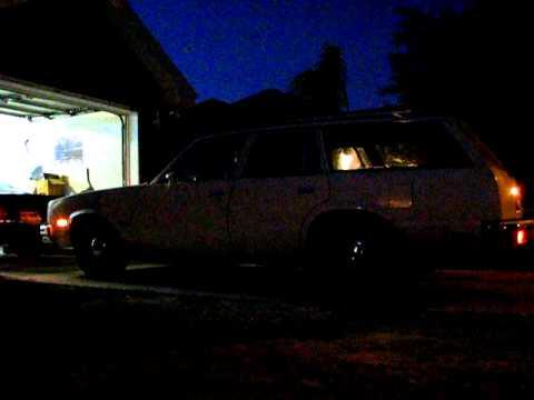 Malibu Wagon With 3 Inch Dynomax Race Bullets