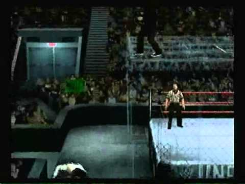 Tvandlust vs Gideon Gordon Graves in Smackdown vs ...