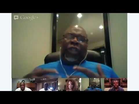 Google Hangout - Music and Arts