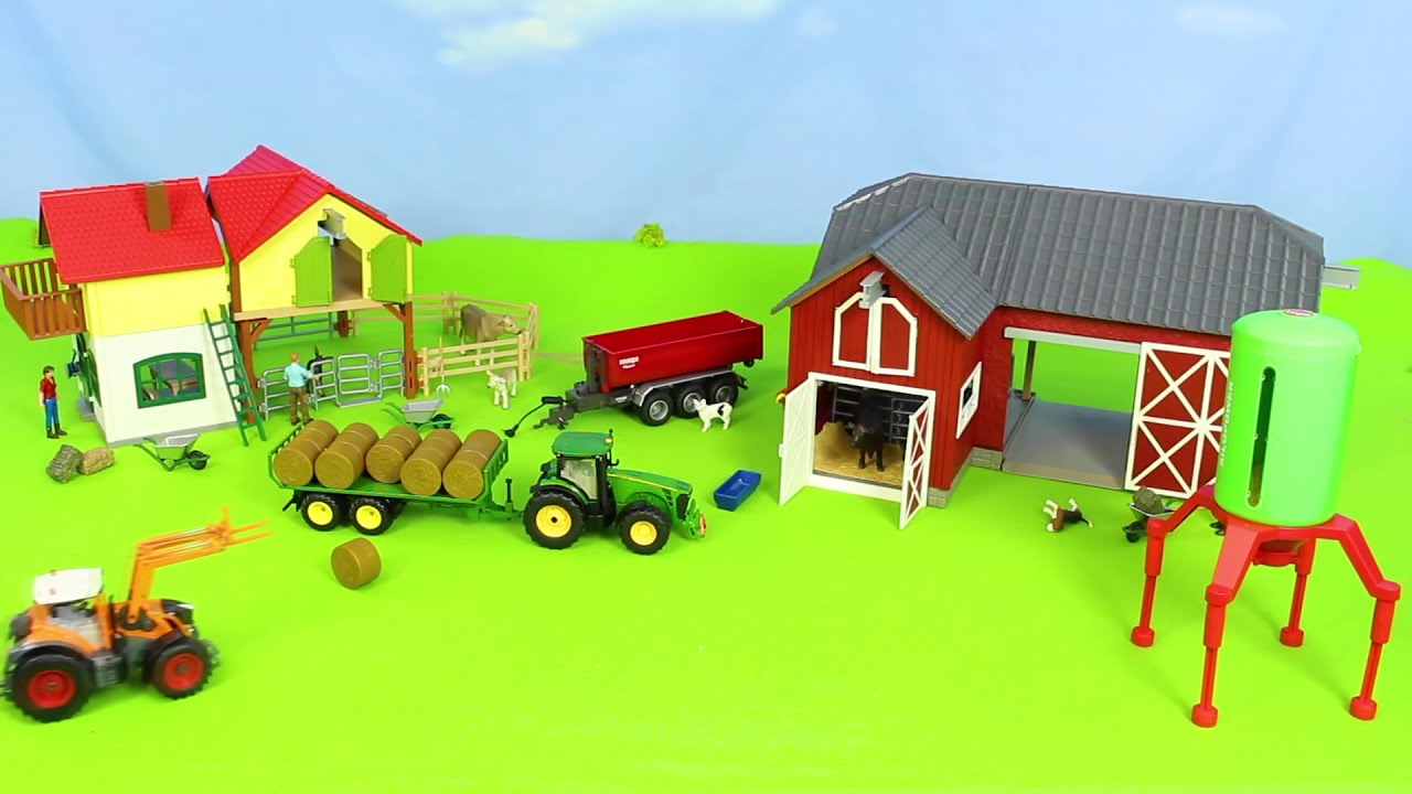 Download Excavator, Tractor, Fire Truck, Garbage Trucks & Police Cars Toy Vehicles for Kids | RC Toys