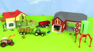 Excavator, Tractor, Fire Truck, Garbage Trucks & Police Cars Toy Vehicles for Kids | RC Toys