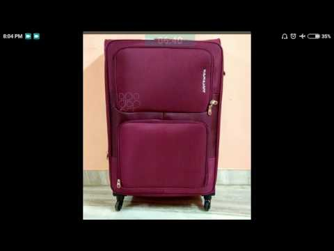 American Tourister Kamiliant Toro  Unboxing And Review