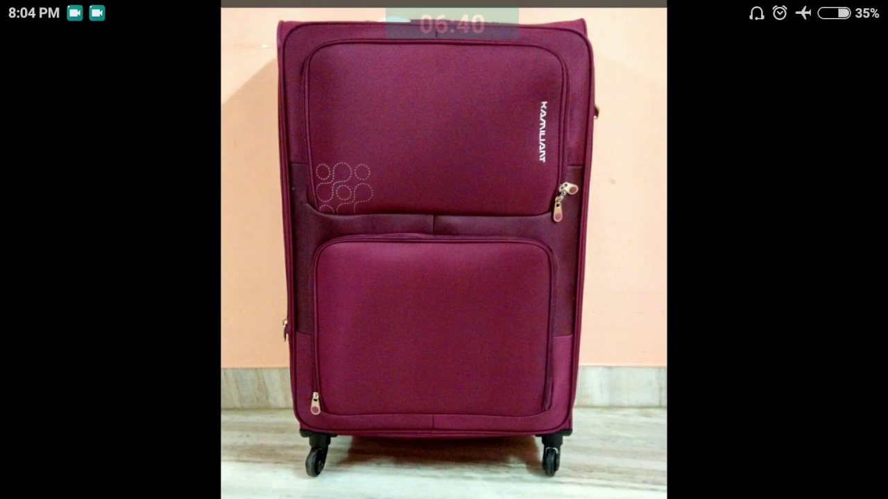Kamiliant By American Tourister Logo