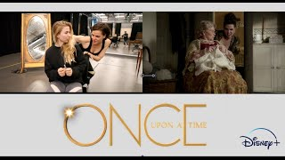 "Once Upon a Time Shot Compare ""Down With Love"" 