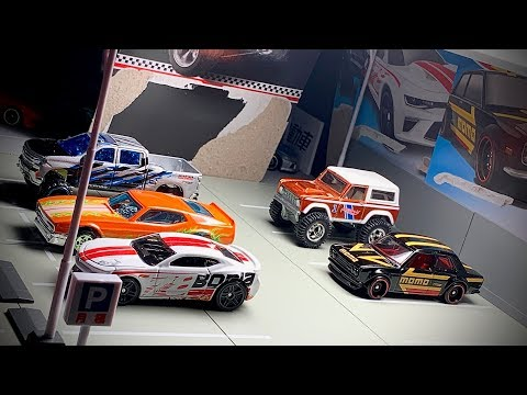 Lamley Showcase: Hot Wheels April  Exclusives, &#; Ford Bronco Mail-in, and my Top  Kmart Cars!