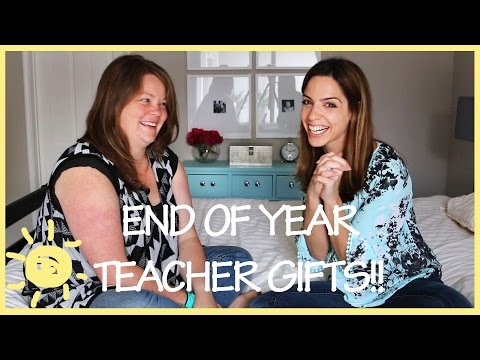 TIPS | What Teachers Really Want for End of Year Gifts!