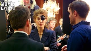 A PRIVATE WAR (2018) | Behind the Scenes of Marie Colvin Biopic Movie