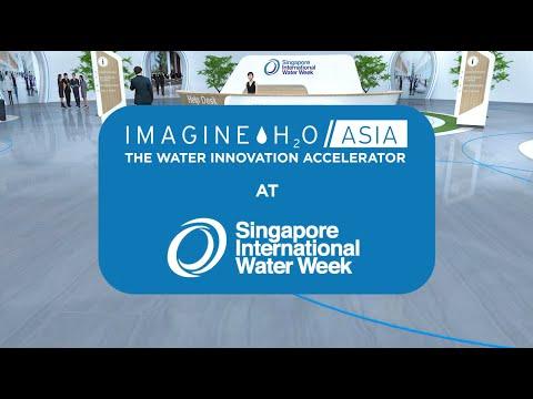Imagine H2O Asia @ Singapore International Water Week 2020