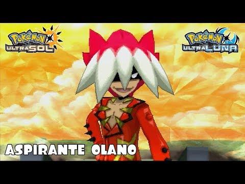 [SEGUNDA LIGA] ¡Aspirante Olano! ~ Pokémon UltraSol UltraLuna
