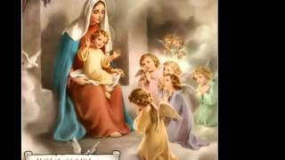 Ave Maria - The Hail Mary In Pictures (Jeanette MacDonald)