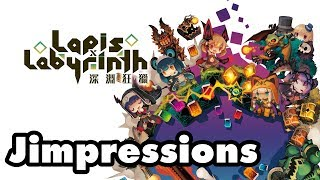 Lapis x Labyrinth - Big Money, Big Prizes, I Love It! (Jimpressions) (Video Game Video Review)