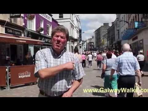 Galway Walking Tour, Walking Tour of Galway City