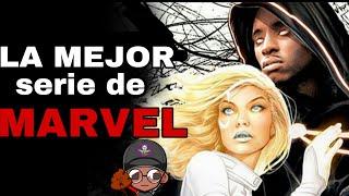 RESEÑA CLOAK AND DAGGER ¿ES LA MEJOR SERIE DE MARVEL?  / UNIVERSAL GEEK 🐼