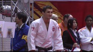 Varlam Liparteliani (GEO) vs Nikoloz Sherazadishvili (ESP) -90kg Tokyo Grand Slam 2014