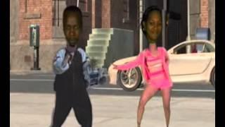 Ugandan comedian live and naked