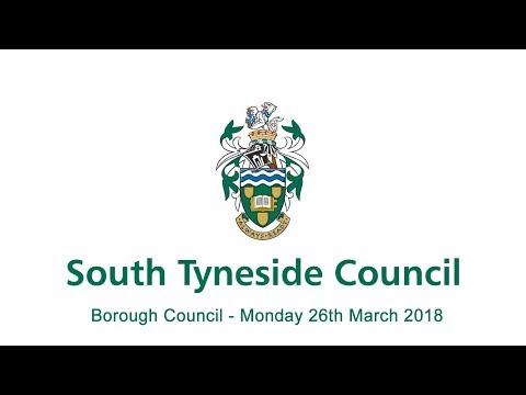 Borough Council - Monday 26 March 2018