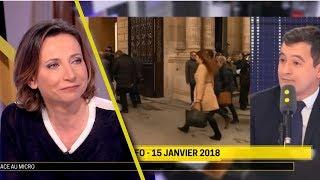 Dos au mur, face au micro - Déshabillons-les (24/03/2018)