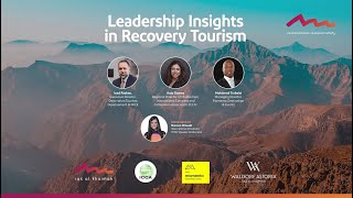 Leadership Insights in Recovery Tourism