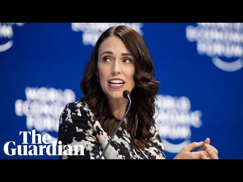 Jacinda Ardern urges world leaders to act on climate change: 'Nothing to fear'