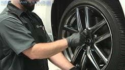Lexus Inside Look: Alloy Wheels
